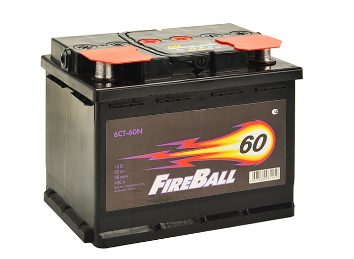 Fireball60 original